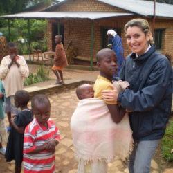 Debora in Burundi